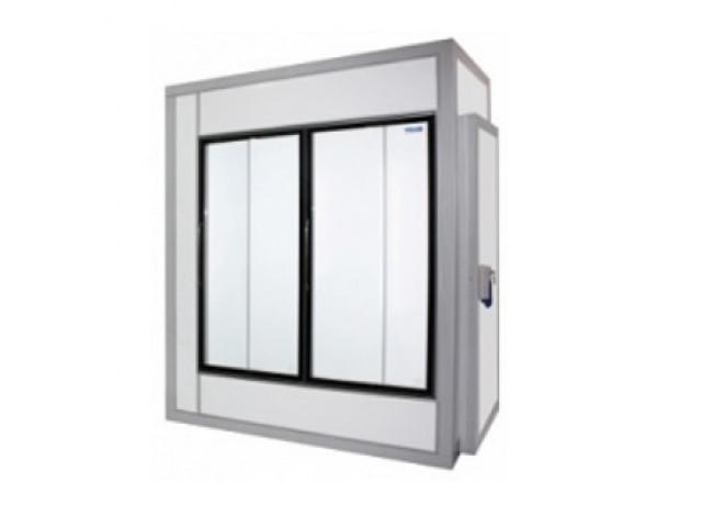 Холодильная камера со стеклопакетом 6,61 м3 в Саратове