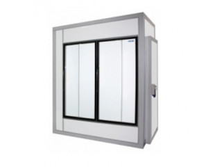 Холодильная камера со стеклопакетом 8,81 куб.м.